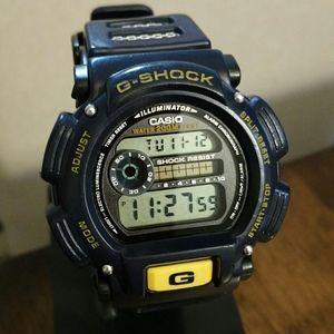 Vintage G-Shock Watch, DW-9000-2V